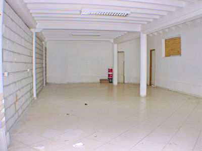 LOCAL ACTIVITE Galisbay - 80 m2