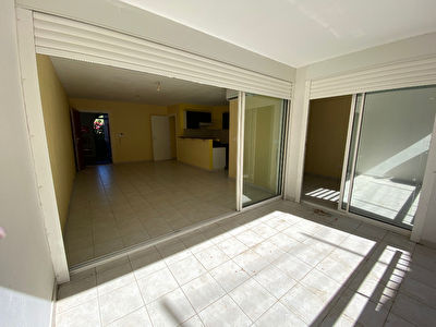 APPARTEMENT 2 PIECES - 45m2