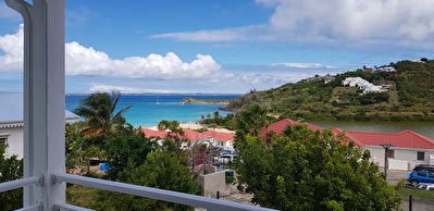 5 room villa- Friars Bay- sea view